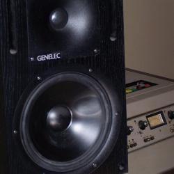Genelec MCI Tape Machine